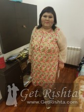 girl rishta marriage lahore syed