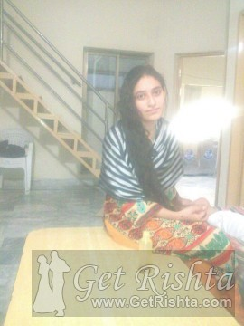 Girl Rishta proposal for marriage in Lahore Lohar Mughal