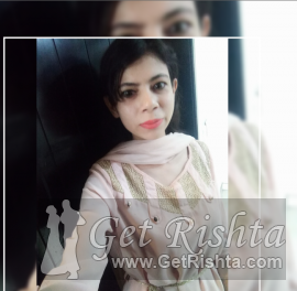 Girl Rishta Marriage Lahore Kashmiri Butt proposal