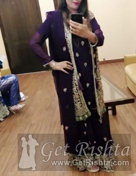 Girl Rishta proposal for marriage in Lahore Jatt or Jutt