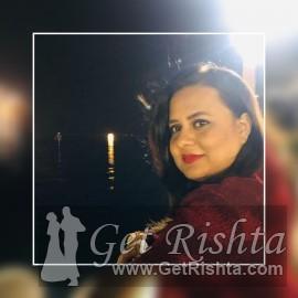 Girl Rishta proposal for marriage in Karachi syed