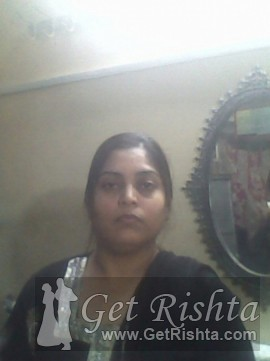 Girl Rishta proposal for marriage in Karachi Muslim Sunni