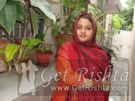 Girl Rishta proposal for marriage in kamalia Sunni