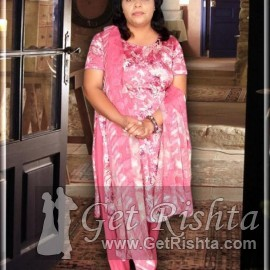 Girl Rishta proposal for marriage in Karachi Rajput or Rajpoot