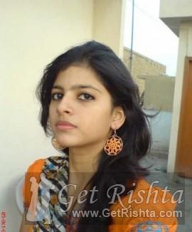 Girl Rishta proposal for marriage in  Khan
