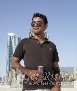 Boy Rishta proposal for marriage in Lahore Jatt or Jutt