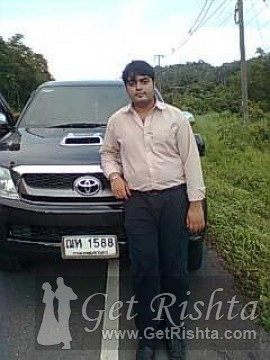 Boy Rishta proposal for marriage in Faisalabad Lodhi