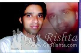 Boy Rishta proposal for marriage in Sialkot Araain