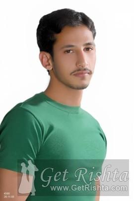 Boy Rishta proposal for marriage in Rawalpindi qutab shah