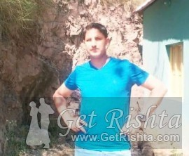 Boy Rishta Marriage Kashmir  proposal