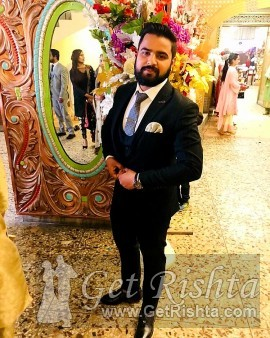 Boy Rishta Marriage Lahore Rajput Malik proposal