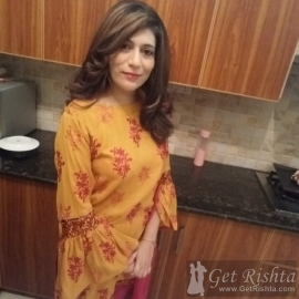 Girl Rishta proposal for marriage in Islamabad Baloch