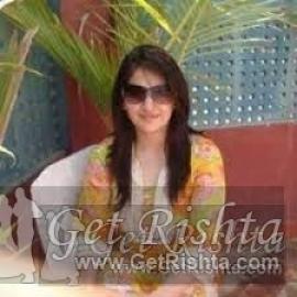 Girl Rishta proposal for marriage in Islamabad