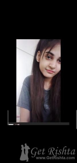 Girl Rishta proposal for marriage in Karachi Sheikh Urdu Speaking