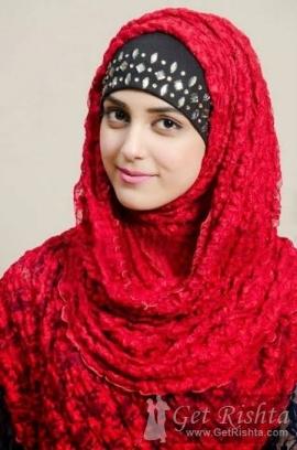 Girl Rishta proposal for marriage in Karachi Awan