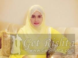 Girl Rishta Marriage Karachi Ansary proposal | Ensari / insaree / insare