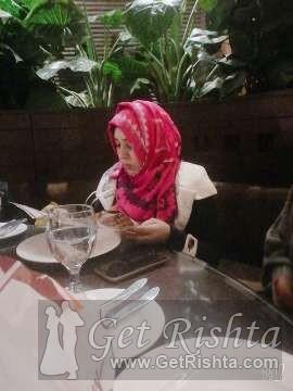 Girl Rishta Marriage Lahore Hashmi Qureshi proposal