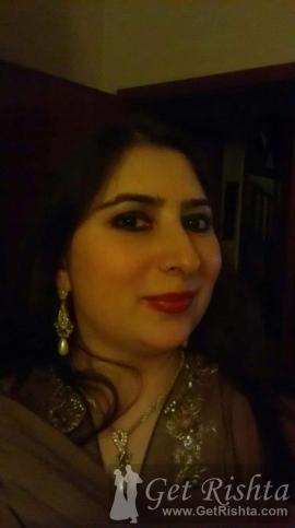 Girl Rishta proposal for marriage in Lahore Kashmiri
