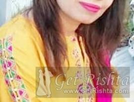 Girl Rishta proposal for marriage in Rawalpindi Awan Malik