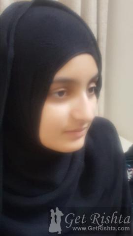 Girl Rishta Marriage Rawalpindi Syed Hassani proposal