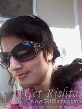 Girl Rishta proposal for marriage in Karachi