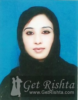 Girl Rishta proposal for marriage in Bhakkar Malik