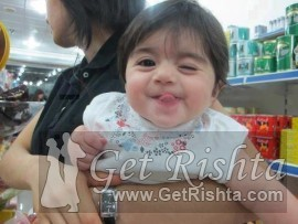 Girl Rishta proposal for marriage in Rawalpindi