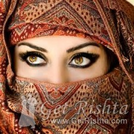 Girl Rishta proposal for marriage in Multan Syed