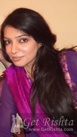 Girl Rishta proposal for marriage in Lahore Araain