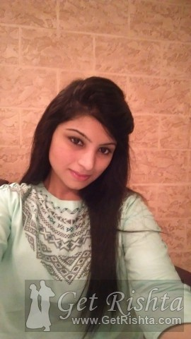 Girl Rishta proposal for marriage in Karachi Memon