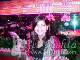 Girl Rishta proposal for marriage in Karachi Urdu Speaking