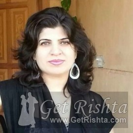 Girl Rishta proposal for marriage in Rawalpindi SIDDIQUI