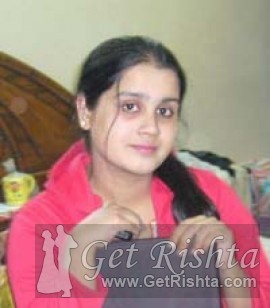 Girl Rishta proposal for marriage in Karachi Shiekh (agra)