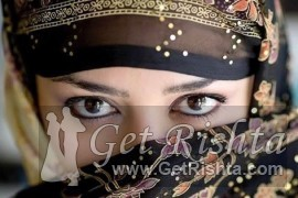 Girl Rishta proposal for marriage in Karachi mughal