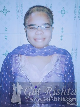 Girl Rishta proposal for marriage in Hyderabad Qambrani