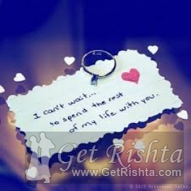Girl Rishta proposal for marriage in Lahore Araain