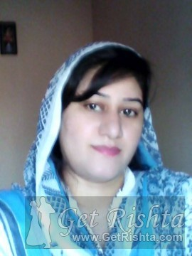 Girl Rishta proposal for marriage in Lahore chudry