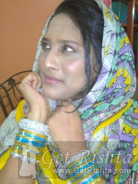 Girl Rishta proposal for marriage in Karachi Chaudhary or Choudhry