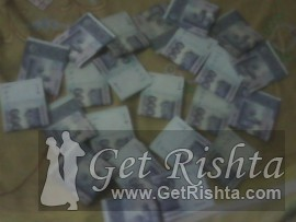 Boy Rishta proposal for marriage in Lahore