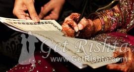 Girl Rishta proposal for marriage in Islamabad Sunni