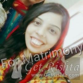 Girl Rishta proposal for marriage in Karachi Sheikh Siddique Bihari
