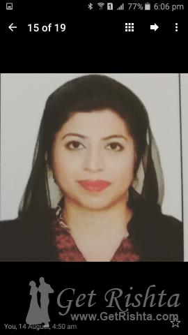 Girl Rishta proposal for marriage in Karachi rajpurt
