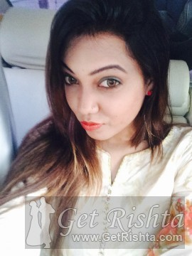 Girl Rishta proposal for marriage in Karachi Siddiqui