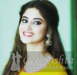 Girl Rishta proposal for marriage in Islamabad Mughal