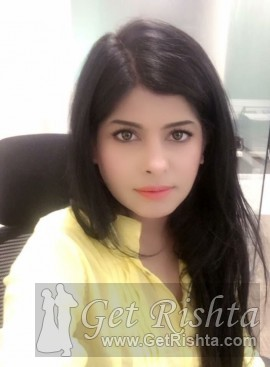 Girl Rishta proposal for marriage in Rawalpindi Khan